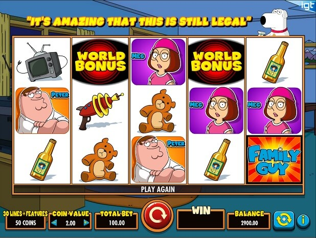 Family Guy Slot