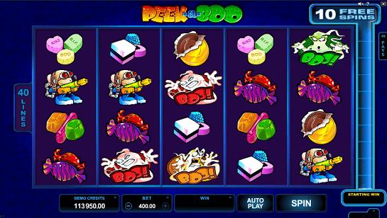 best free slots online boo of ra
