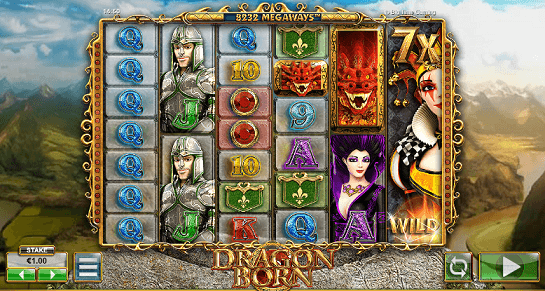 Spiele Dragon Born - Video Slots Online