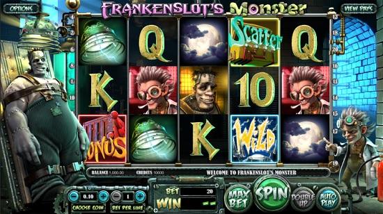 Little Monsters Slot Machine