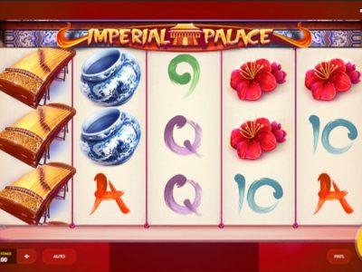Imperial Palace Slot Screenshot Big
