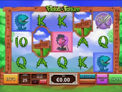 Fields of Fortune Slot screenshot big