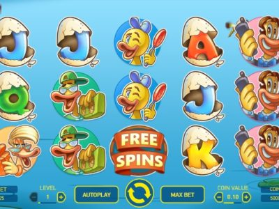 scruffy duck slot screenshot big