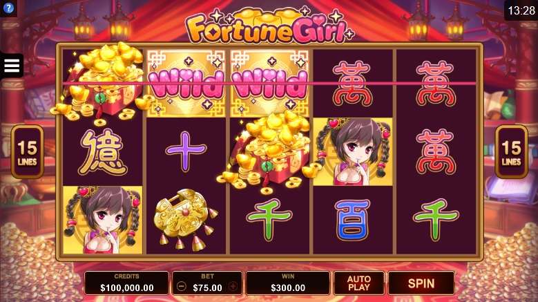 Spiele Adorable Girl - Video Slots Online