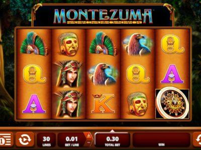 montezuma-slot screenshot big