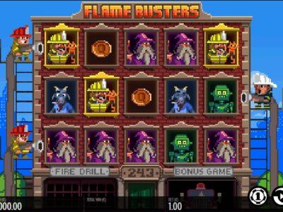 flame busters screenshot big