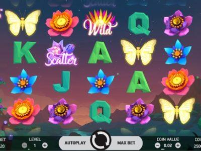Butterfly Staxx Slot screenshot big