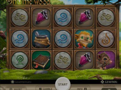 Gnome wood slot screenshot big