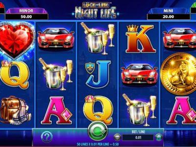 Lock it Link Nightlife Slot screenshot big