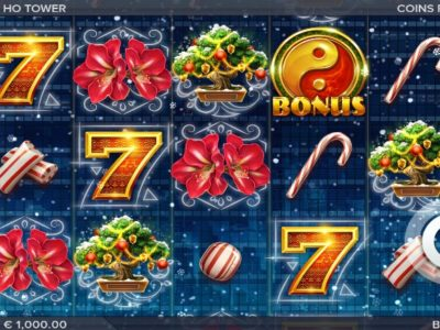 ho ho tower slot screenshot big